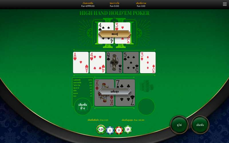 คุณจะเล่น Poker 1xBet ได้ยังไงถ้าไม่เคยเล่น